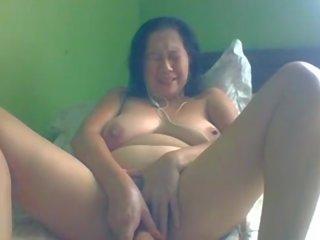 ασιατικό και λευκό λεσβιακό πορνό